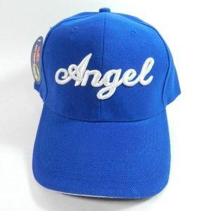 Angel Baseball Hat Cap Strapback 3D Logo